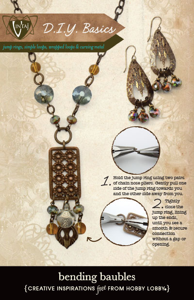 Hobby Lobby Jewelry Projects