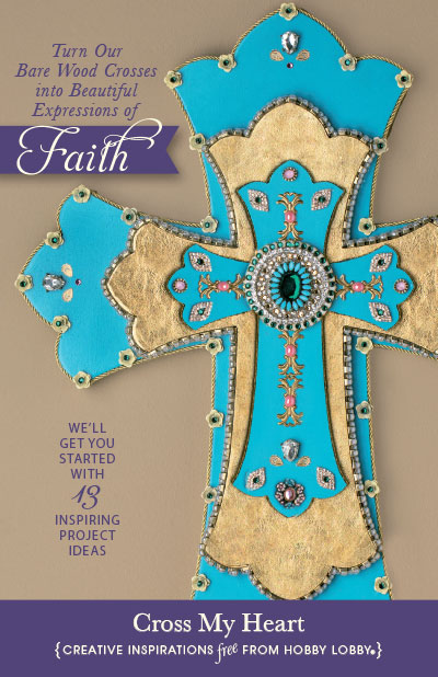 Hobby Lobby Cross Craft Ideas